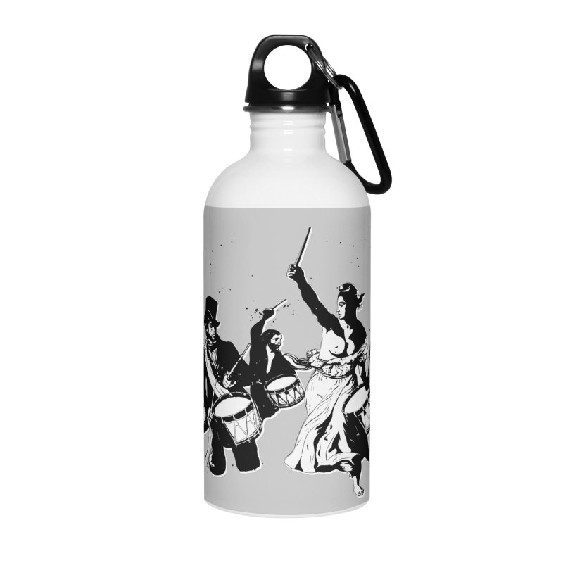 the new revolution Accessories Water Bottle by ROCK ARTWORK | T-shirts & apparels