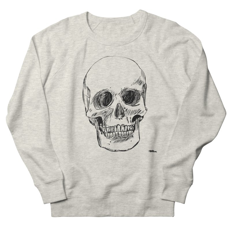 A Simple Skull Women's Sweatshirt by ROCK ARTWORK | T-shirts & apparels