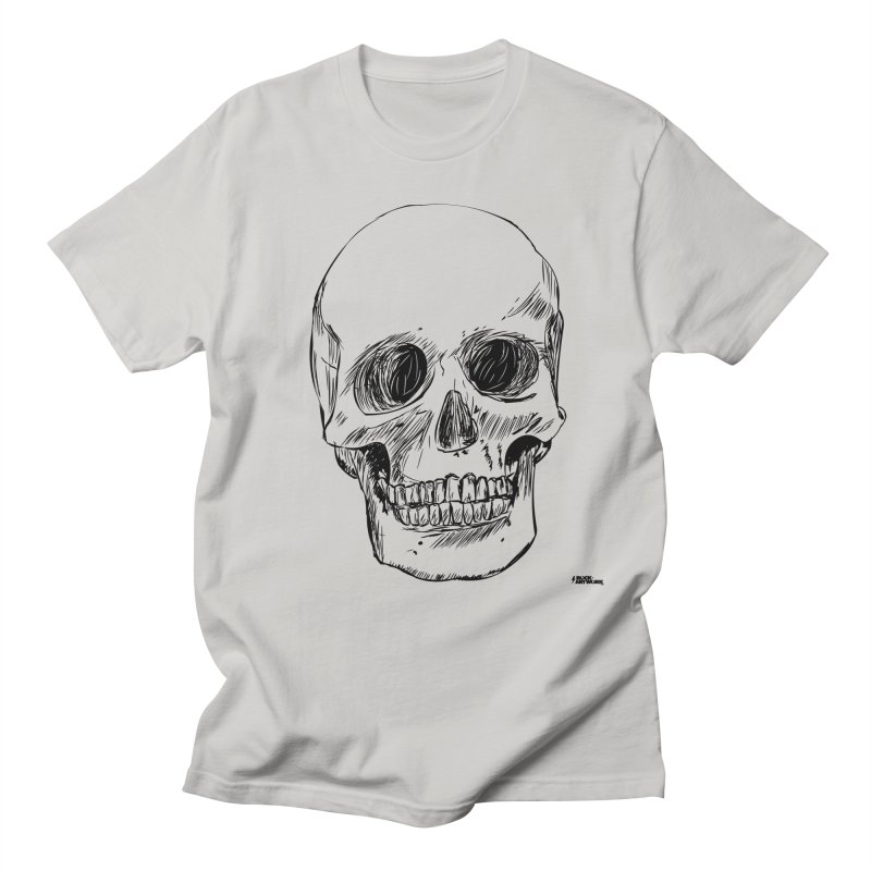 A Simple Skull Men's Regular T-Shirt by ROCK ARTWORK | T-shirts & apparels
