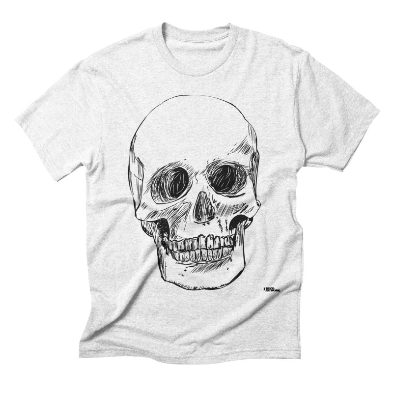 A Simple Skull   by ROCK ARTWORK   T-shirts & apparels