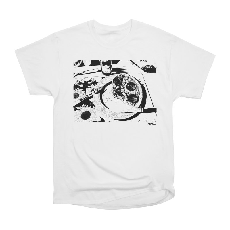 PIZZA TIME Men's T-Shirt by ROCK ARTWORK | T-shirts & apparels