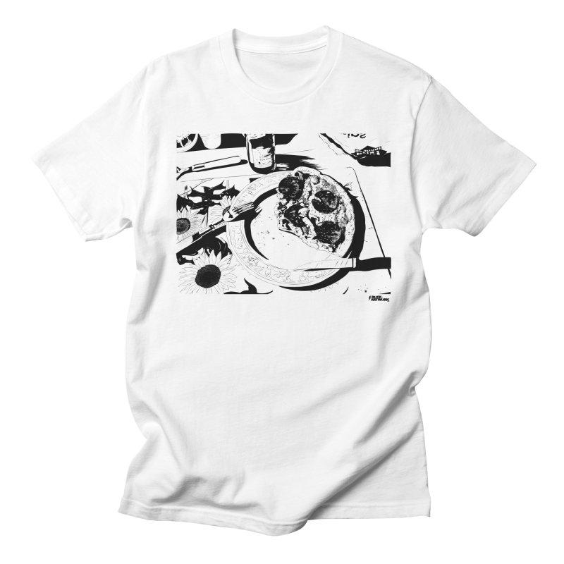 PIZZA TIME Men's T-Shirt by ROCK ARTWORK   T-shirts & apparels