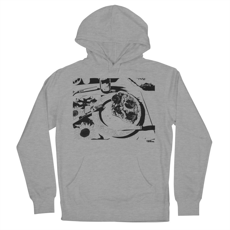 PIZZA TIME Men's Pullover Hoody by ROCK ARTWORK | T-shirts & apparels