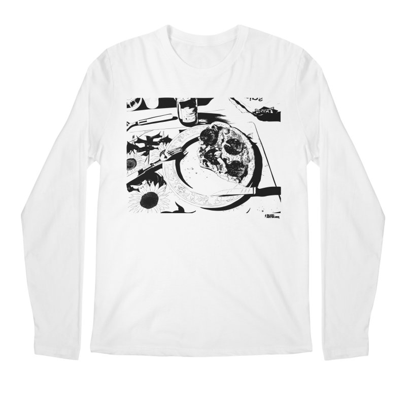 PIZZA TIME Men's Regular Longsleeve T-Shirt by ROCK ARTWORK   T-shirts & apparels