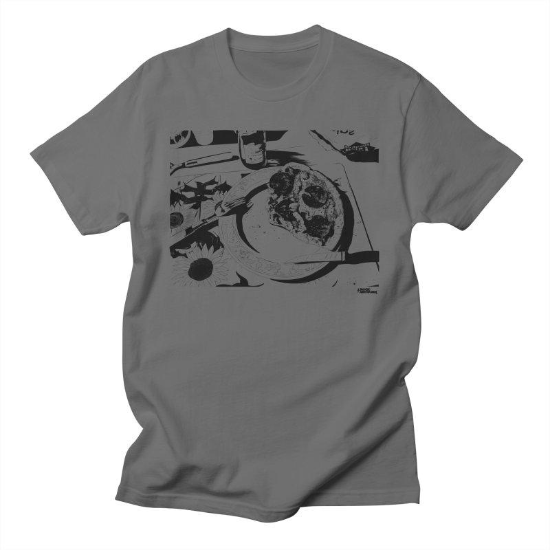 PIZZA TIME Men's T-Shirt by ROCK ARTWORK | T-shirts & apparels