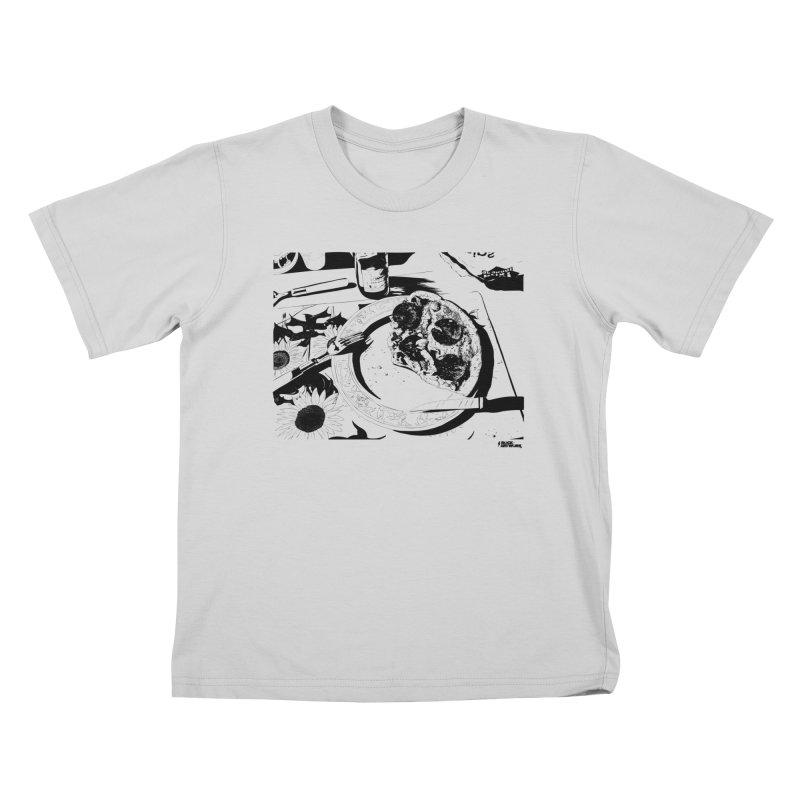 PIZZA TIME Kids T-Shirt by ROCK ARTWORK | T-shirts & apparels