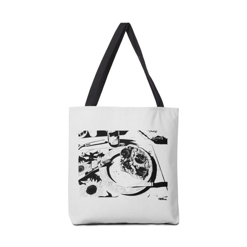 PIZZA TIME Accessories Tote Bag Bag by ROCK ARTWORK | T-shirts & apparels