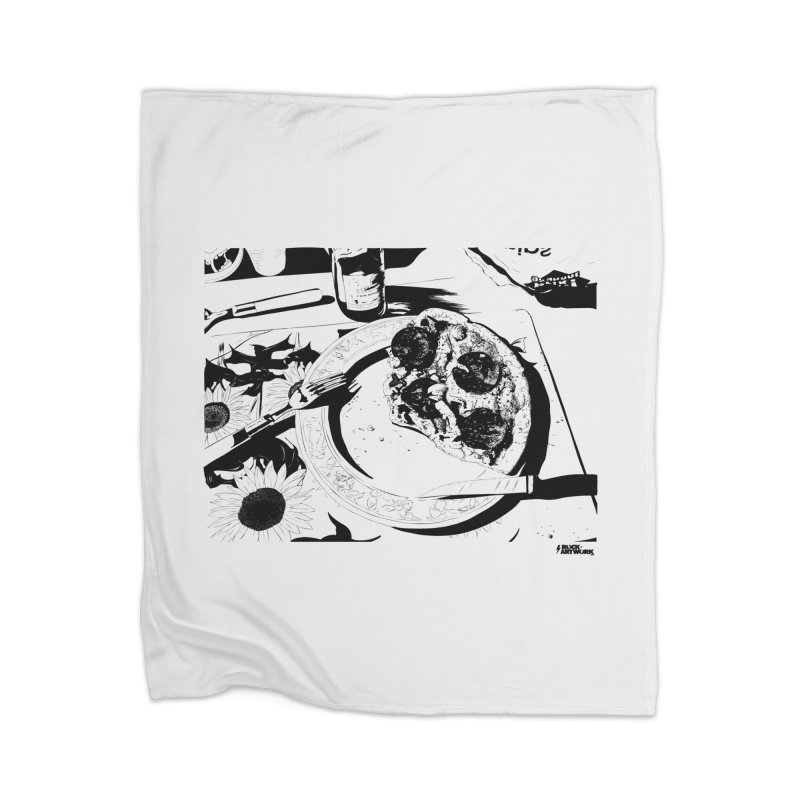 PIZZA TIME Home Blanket by ROCK ARTWORK | T-shirts & apparels