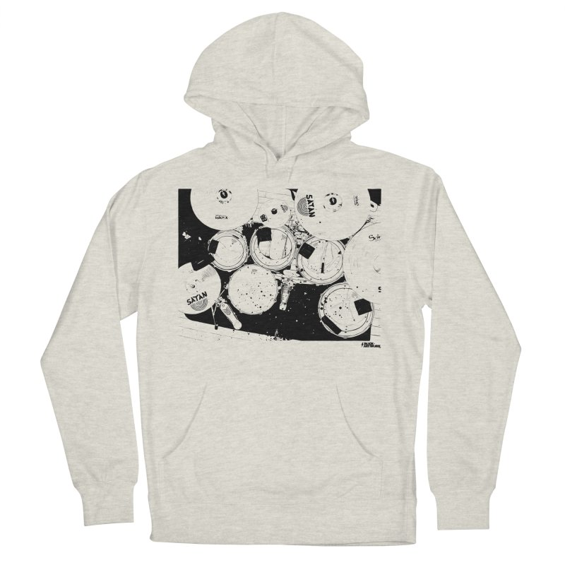 drums Men's Pullover Hoody by ROCK ARTWORK | T-shirts & apparels