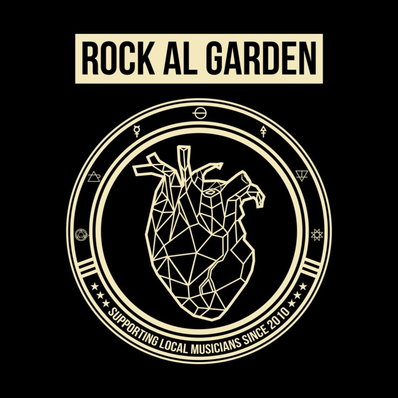 MEN TANK TOP by Rock Al Garden