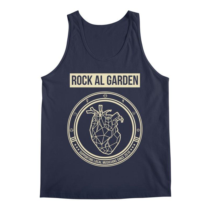 MEN TANK TOP Men's Tank by Rock Al Garden