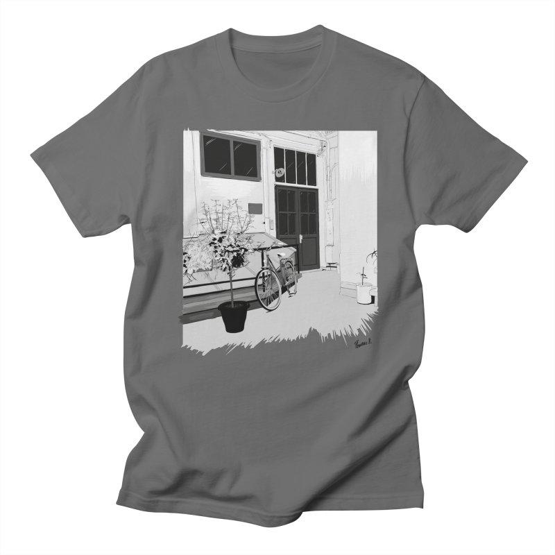 cour interieur Women's T-Shirt by ROCK ARTWORK   T-shirts & apparels