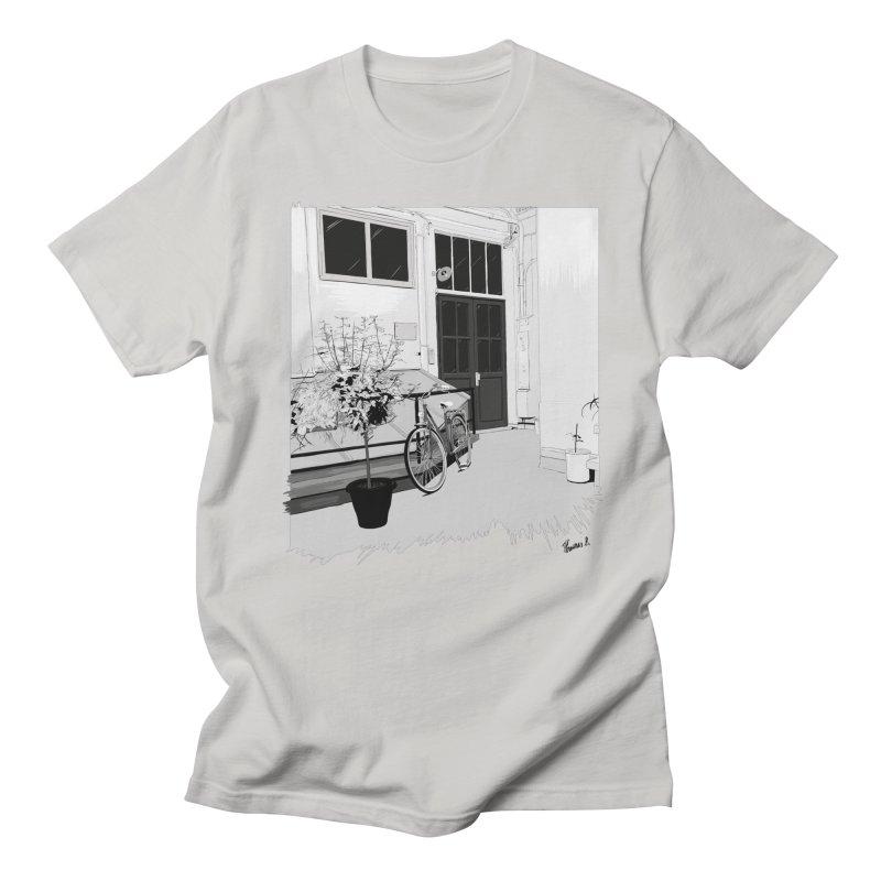 cour interieur Men's T-Shirt by ROCK ARTWORK   T-shirts & apparels