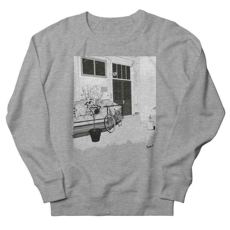 cour interieur Women's Sweatshirt by ROCK ARTWORK | T-shirts & apparels
