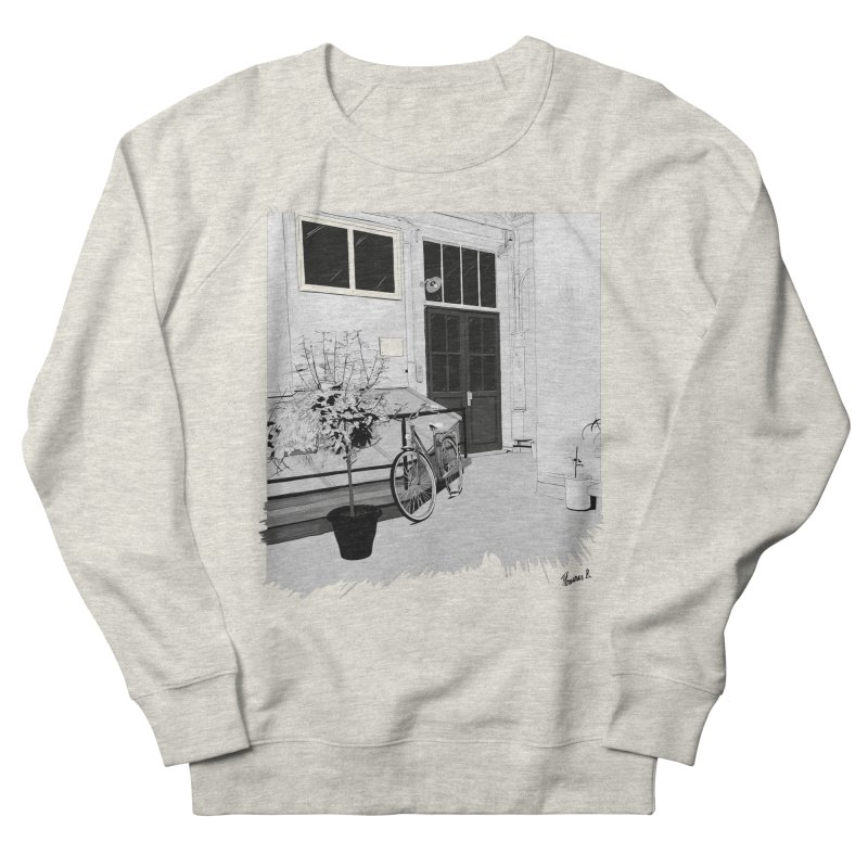 cour interieur Women's Sweatshirt by ROCK ARTWORK | T-shirts & apparels