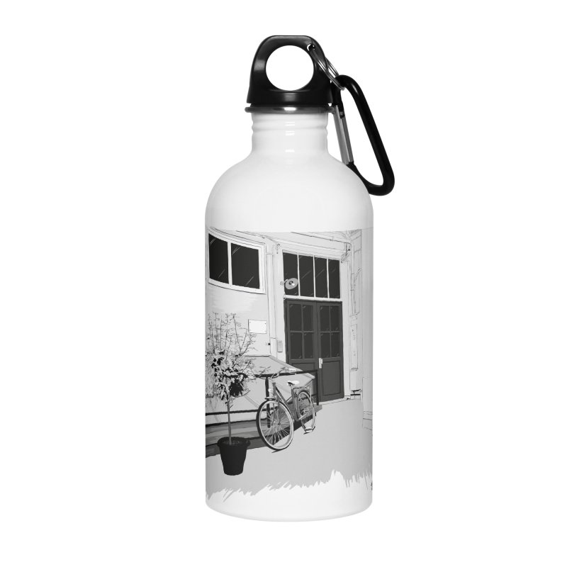 cour interieur Accessories Water Bottle by ROCK ARTWORK | T-shirts & apparels