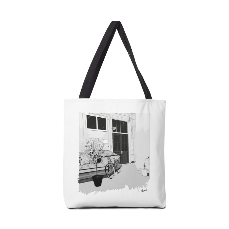 cour interieur Accessories Tote Bag Bag by ROCK ARTWORK | T-shirts & apparels