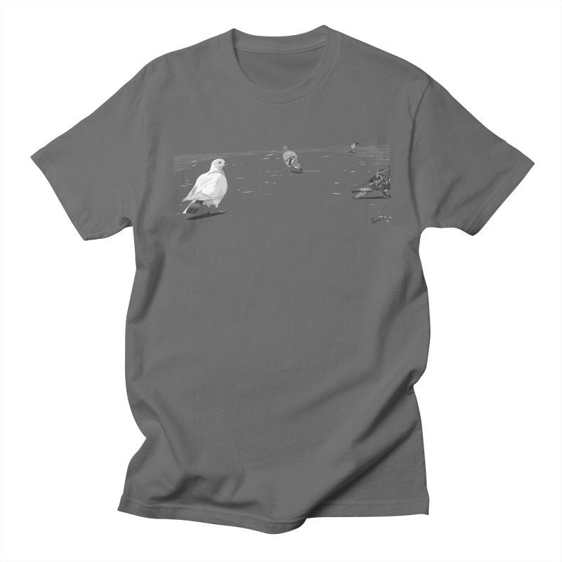 Pigeons parisiens Women's T-Shirt by ROCK ARTWORK | T-shirts & apparels