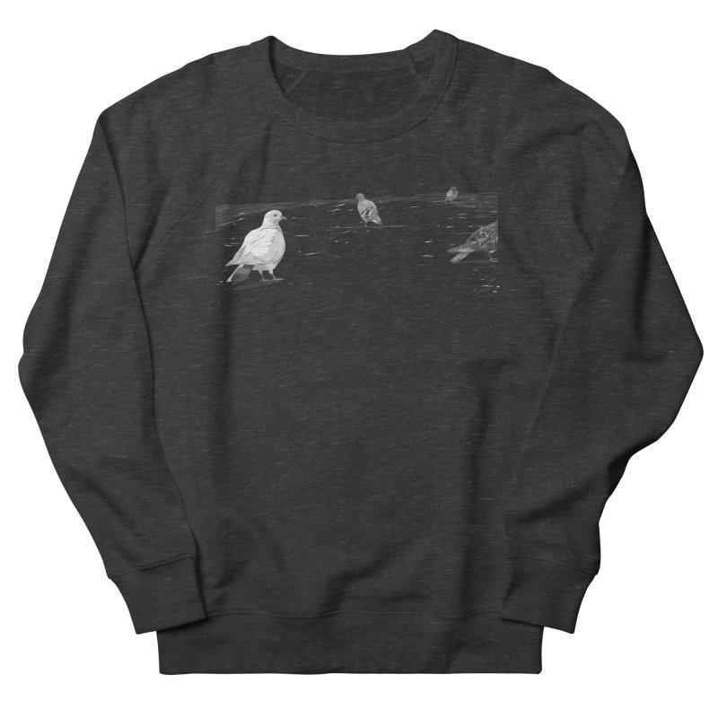 Pigeons parisiens Women's Sweatshirt by ROCK ARTWORK | T-shirts & apparels