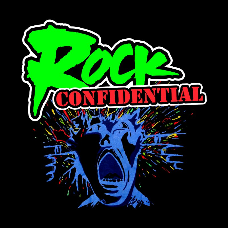 Rock Confidential Glam Slam Women's Tank by Rock Confidential Apparel