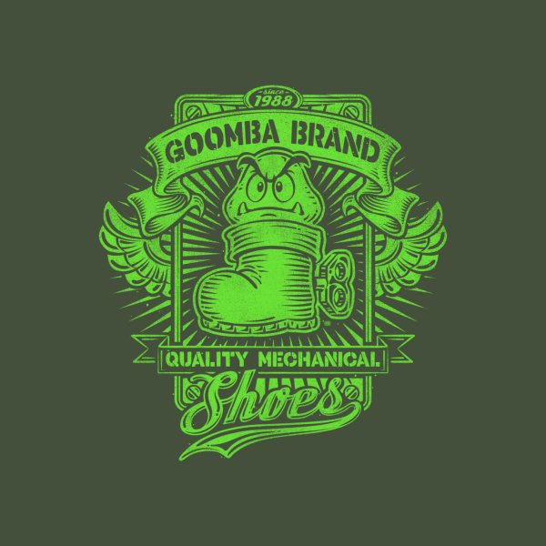 image for Goomba Shoes