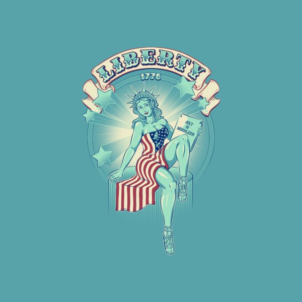 image for Liberty Pinup