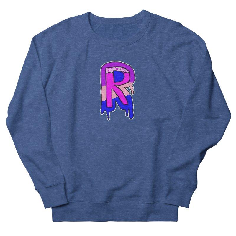 Rozzy Donut Drip Men's Sweatshirt by RockerByeDestash Market