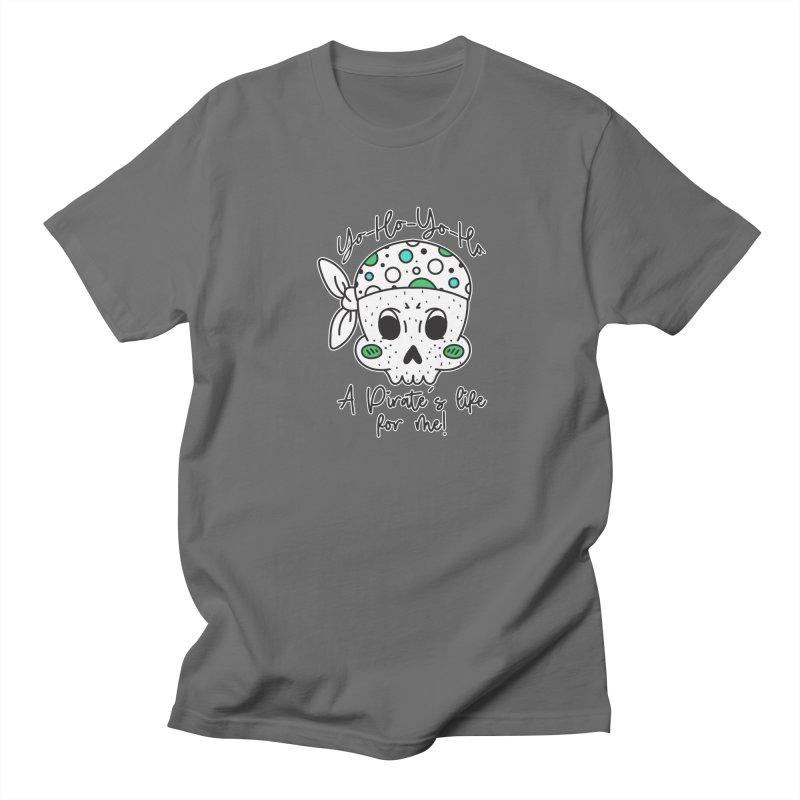 Pirate's Life for me Men's T-Shirt by RockerByeDestash Market