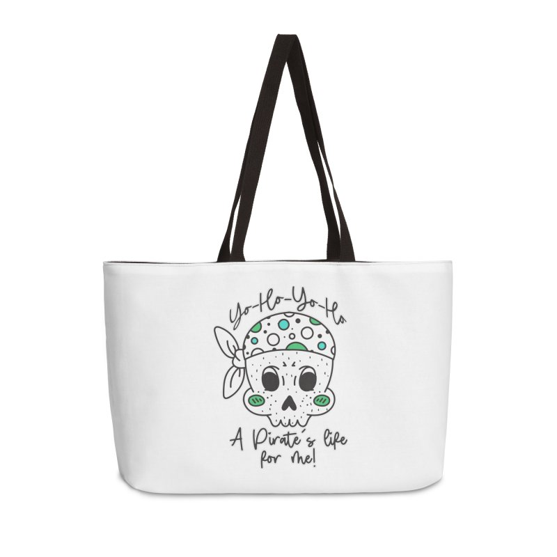 Pirate's Life for me Accessories Bag by RockerByeDestash Market