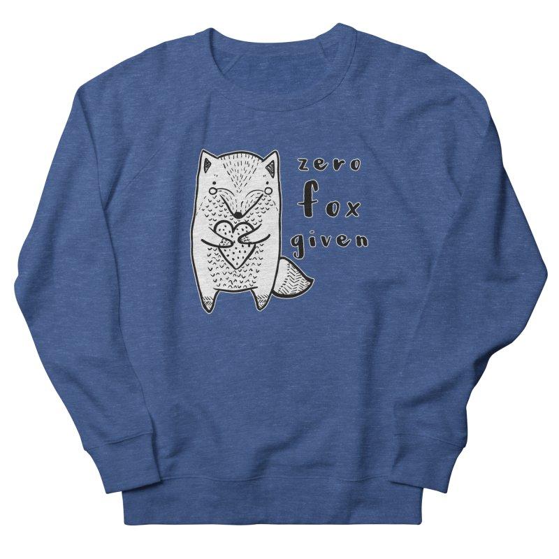 Zero Fox Given Men's Sweatshirt by RockerByeDestash Market