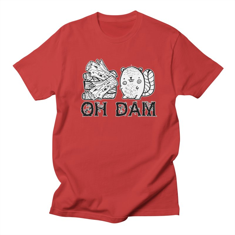 Oh Dam Women's T-Shirt by RockerByeDestash Market