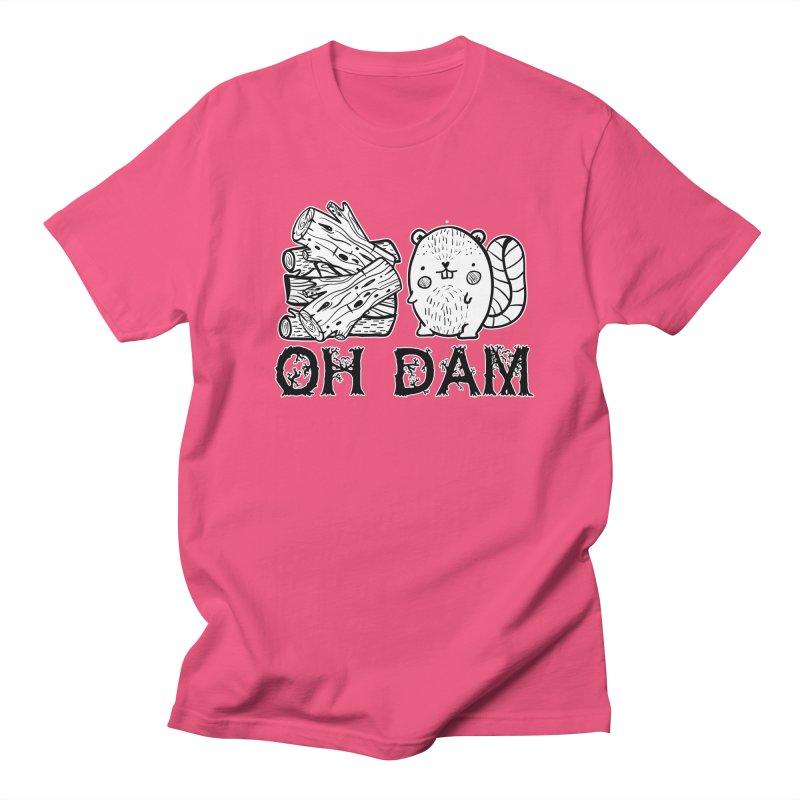 Oh Dam Women's T-Shirt by RockerByeDestash Market