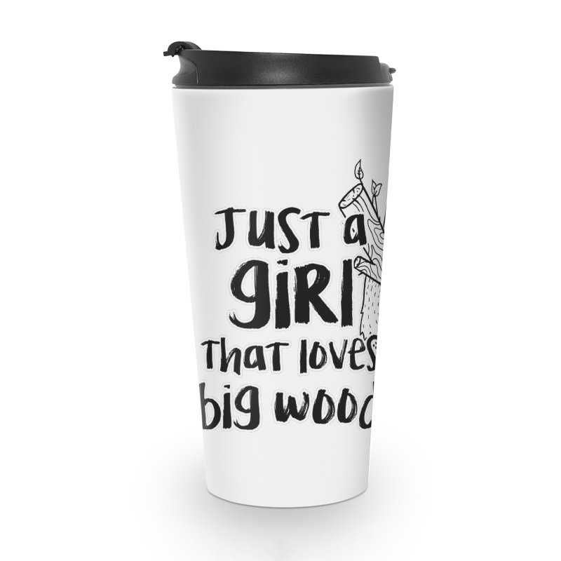 Big wood Yeti Accessories Mug by RockerByeDestash Market