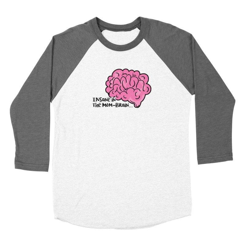 Insane Women's Longsleeve T-Shirt by RockerByeDestash Market