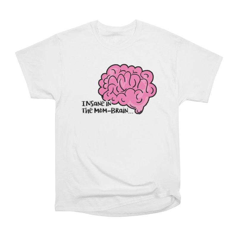 Insane Women's Heavyweight Unisex T-Shirt by RockerByeDestash Market