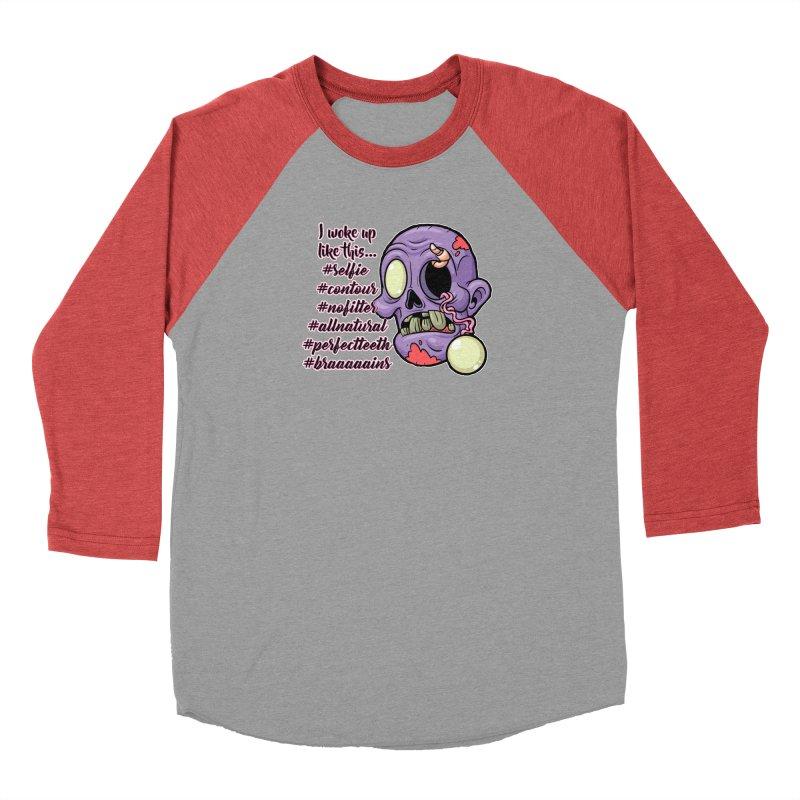 #zombie Men's Longsleeve T-Shirt by RockerByeDestash Market