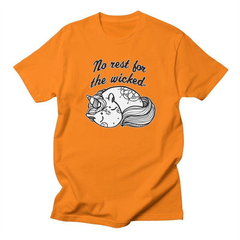 No rest. Men's T-Shirt by RockerByeDestash Market