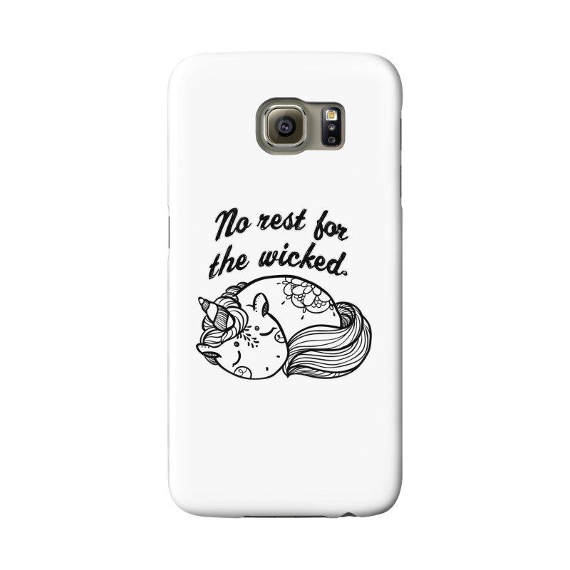 No rest. Accessories Phone Case by RockerByeDestash Market