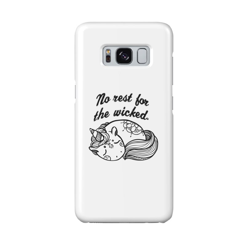 No rest. Accessories Phone Case by RockerByeDestash Market