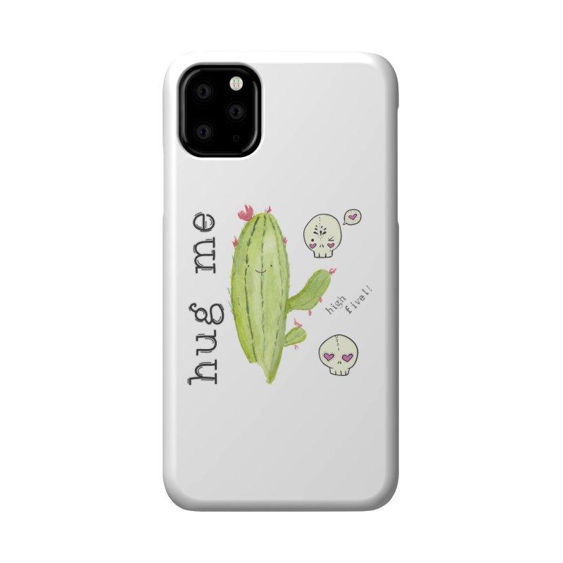 hug me. Accessories Phone Case by RockerByeDestash Market