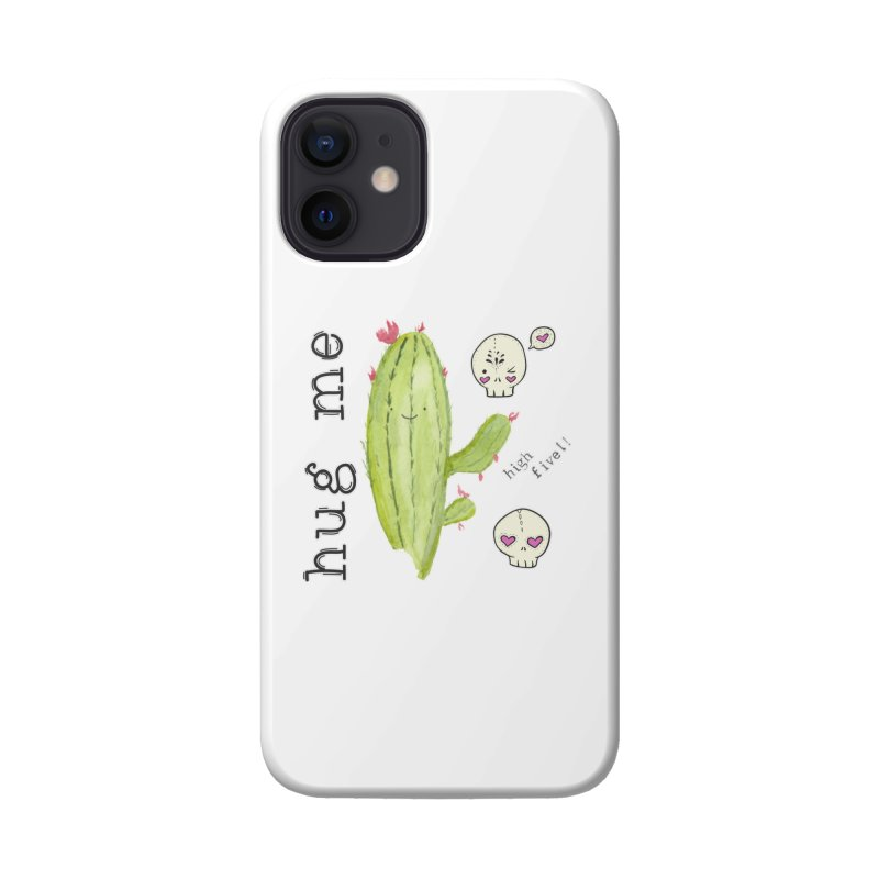 hug me. Accessories Phone Case by RockerByeDestash Market