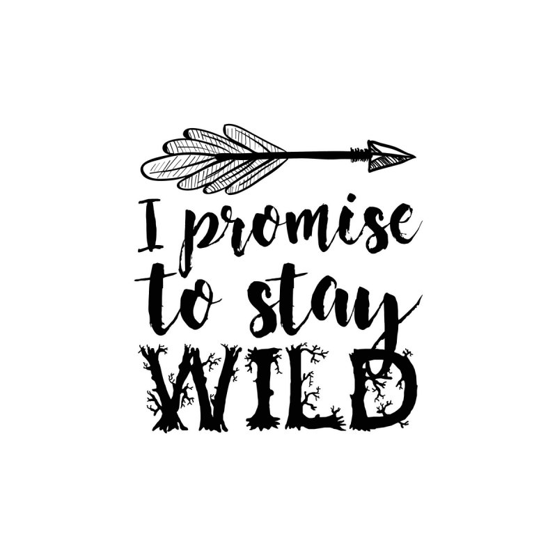 Stay Wild by RockerByeDestash Market