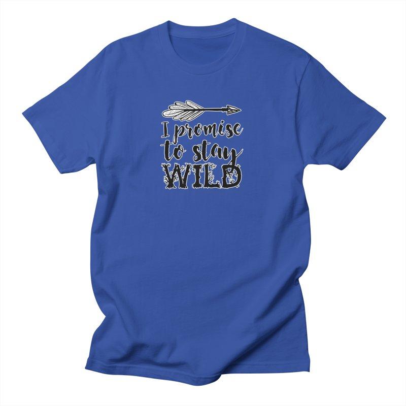 Stay Wild Men's T-Shirt by RockerByeDestash Market