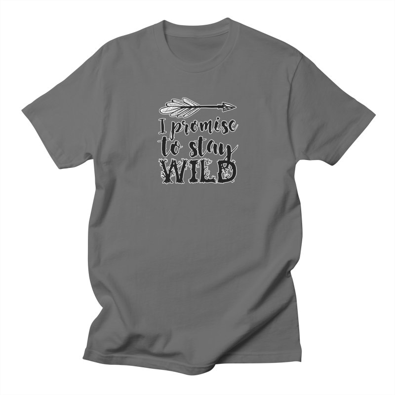 Stay Wild Women's T-Shirt by RockerByeDestash Market