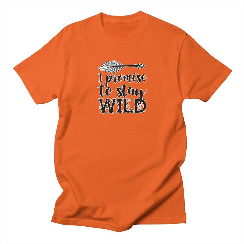 Stay Wild Women's T-Shirt by RockerByeDestash Market