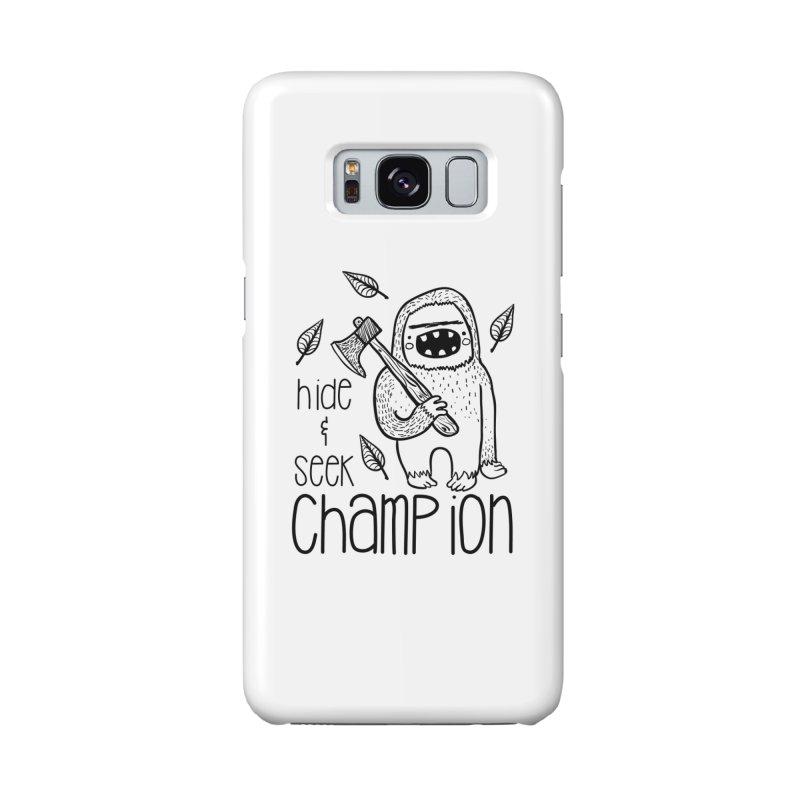 Hide and Seek Champ Accessories Phone Case by RockerByeDestash Market