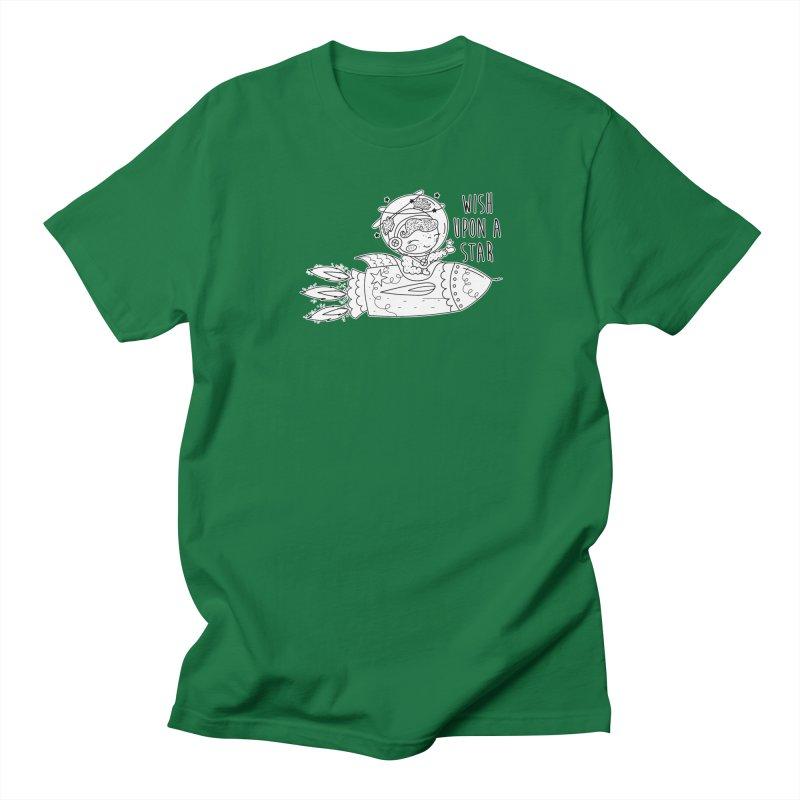 Rocket Girl Women's T-Shirt by RockerByeDestash Market