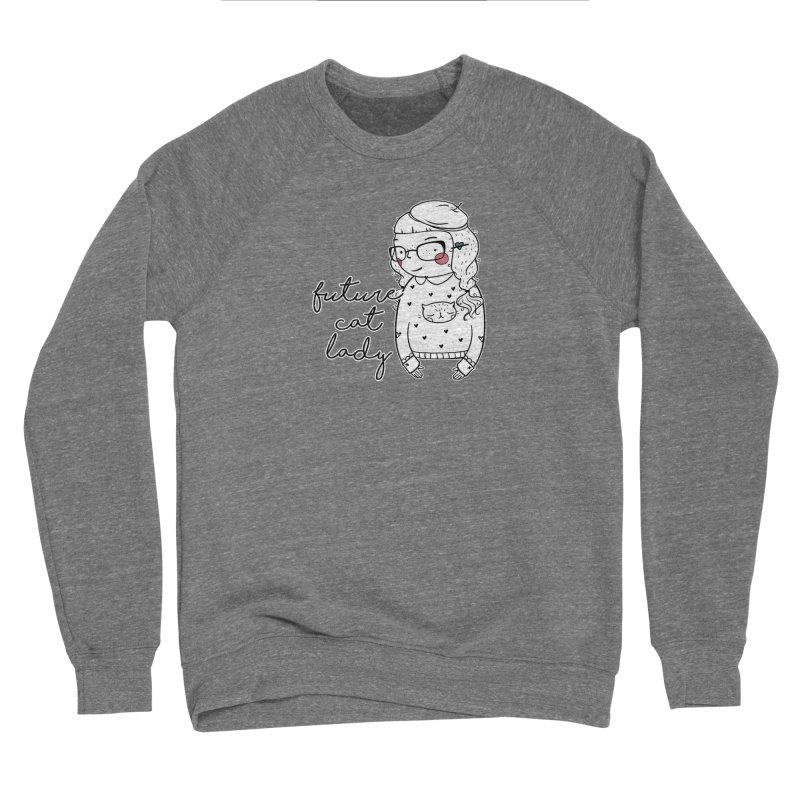 Future Cat Lady Women's Sweatshirt by RockerByeDestash Market