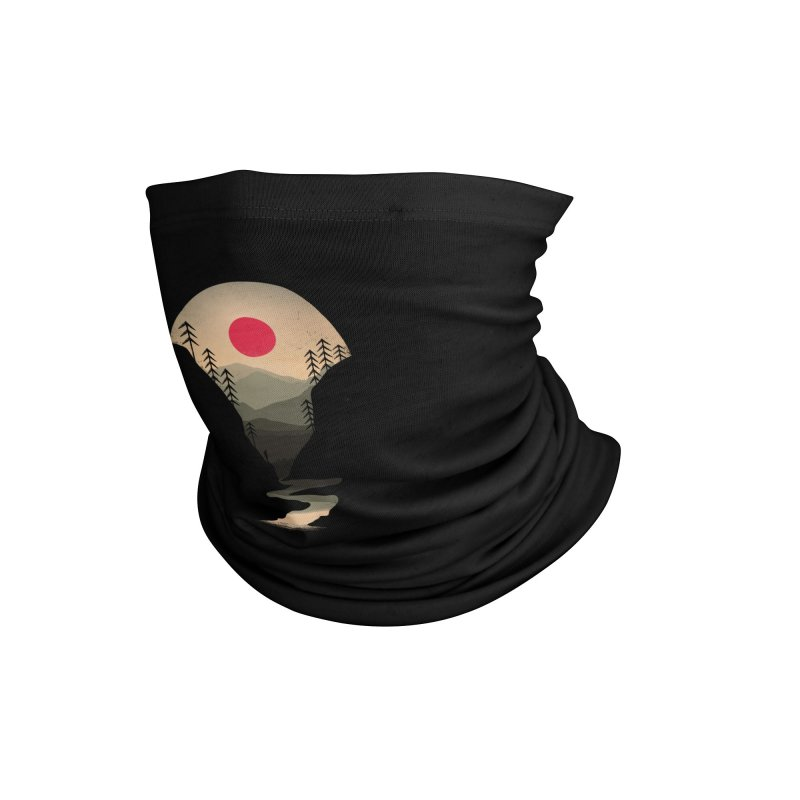 Exploring Earth Accessories Neck Gaiter by Rocketman