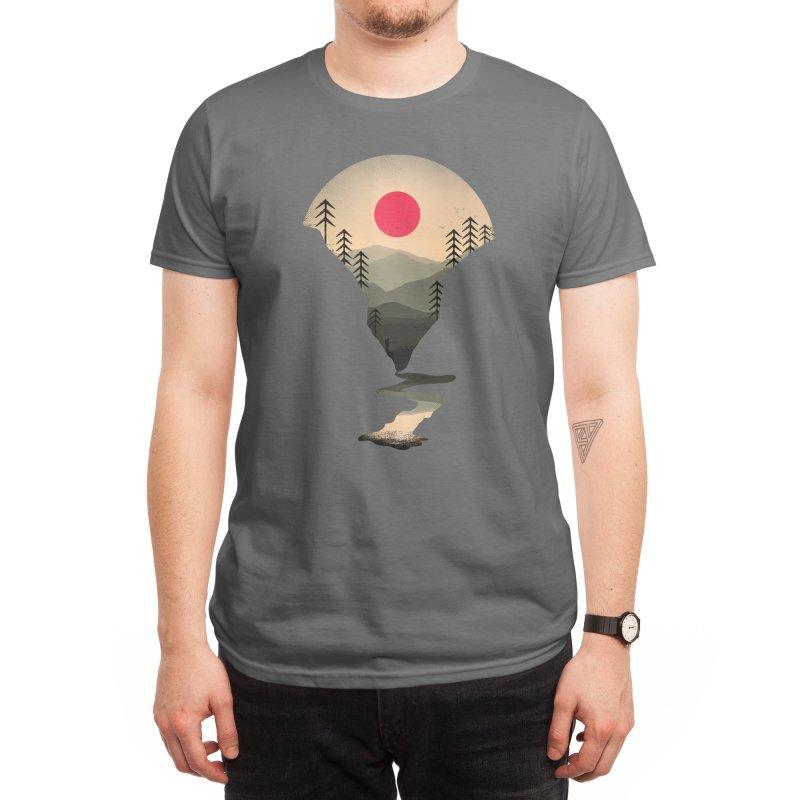 Exploring Earth Men's T-Shirt by Rocketman